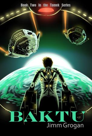 Baktu Novel Cover